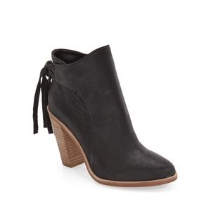 Vince Camuto Black Linford Bootie